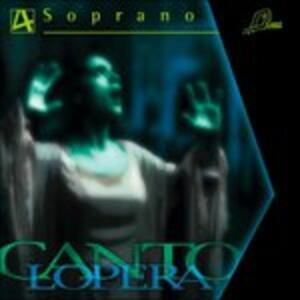 Soprano n.4 - CD Audio