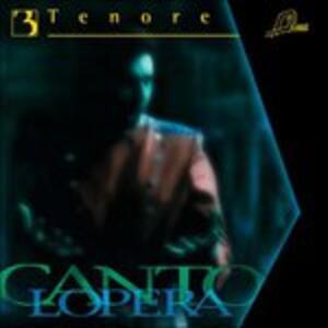 Tenore n.3 - CD Audio