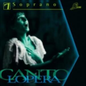 Arie Per Soprano, Vol.7 - Base Orchestra - CD Audio