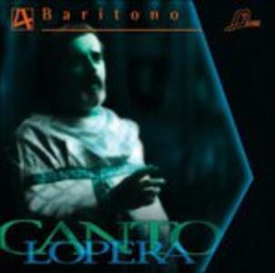 Baritone N.4 - CD Audio