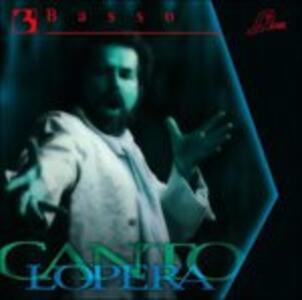Basso N.3 - CD Audio