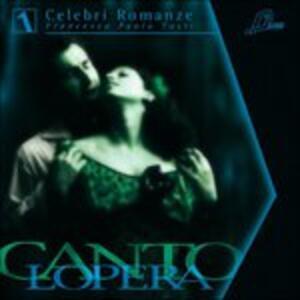 Celebri Romanze N.1 - CD Audio