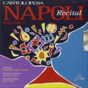 Napoli Recital N.1 - CD Audio