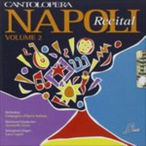 Napoli Recital N.2 - CD Audio