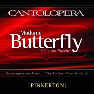 Madama Butterfly - CD Audio di Giacomo Puccini