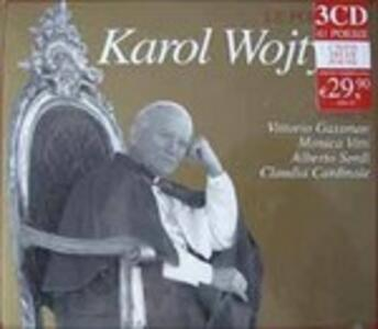 Le poesie di Karol Wojtyla - CD Audio di Giovanni Paolo II