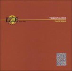 Tribù italiche. Campania - CD Audio