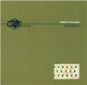 Tribù Italiche. Basilicata - CD Audio