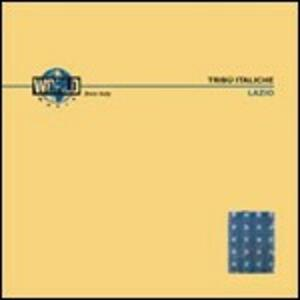 Tribù italiche. Lazio - CD Audio