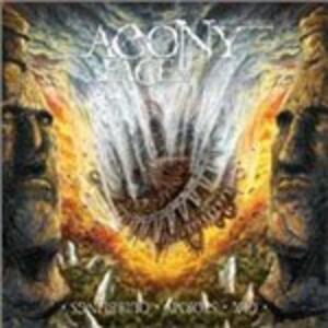 Clx Stormy Quibblings - CD Audio di Agony Face