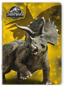 Quaderno maxi A4 Jurassic World. 1 rigo - 3