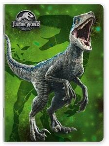 Quaderno maxi A4 Jurassic World. Quadretti piccoli 4 mm - 2