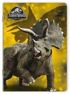 Quaderno maxi A4 Jurassic World. Quadretti piccoli 4 mm - 3