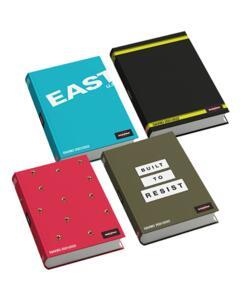 Cartoleria Diario Eastpak 2021-2022, 10 mesi, giornaliero, pocket, assortito - 11 x 15 cm Eastpak