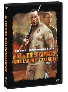 Il tesoro dell'Amazzonia di Peter Berg - DVD