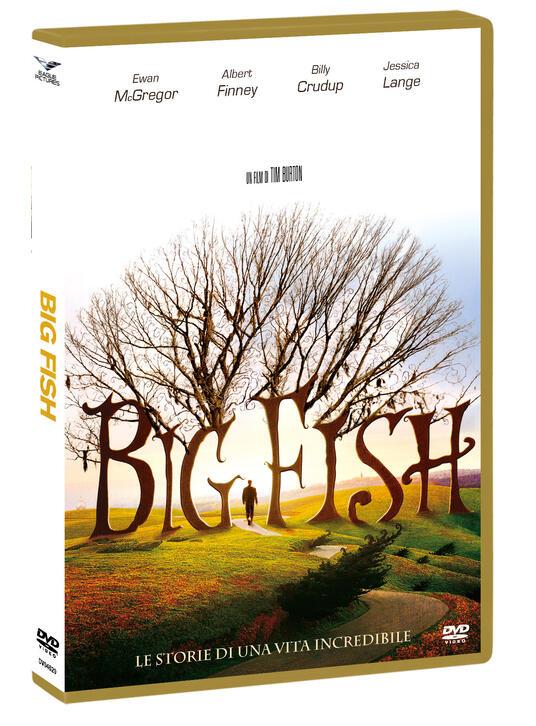 Big Fish. Le storie di una vita incredibile di Tim Burton - DVD