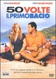 Cover Dvd 50 volte il primo bacio