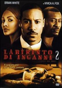 Labirinto di inganni 2 di Aaron Courseault - DVD