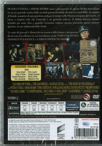 La notte dei generali di Anatole Litvak - DVD - 2
