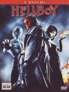Hellboy (2 DVD) di Guillermo Del Toro - DVD