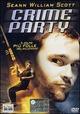 Cover Dvd DVD Crime Party