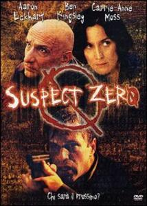 Suspect Zero di E. Elias Merhige - DVD