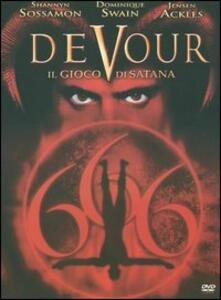 Devour. Il gioco di Satana di David Winkler - DVD