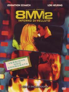 8 mm 2. Inferno di velluto (DVD) di James S. Cardone - DVD