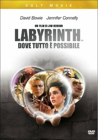 Locandina Labyrinth - Dove tutto � possibile