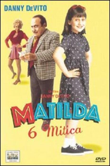 Matilda 6 mitica di Danny De Vito - DVD