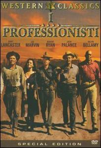 I professionisti<span>.</span> Special Edition di Richard Brooks - DVD