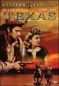Texas di George Marshall - DVD