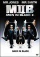 Cover Dvd Men in Black II