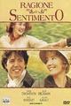Cover Dvd Ragione e sentimento