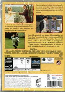 Ragione e sentimento di Ang Lee - DVD - 2