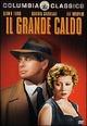 Cover Dvd DVD Il grande caldo
