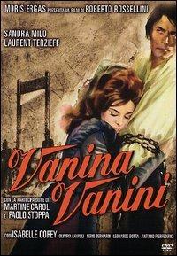 Locandina Vanina Vanini