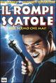 Cover Dvd DVD Il rompiscatole