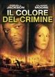 Cover Dvd DVD Il colore del crimine