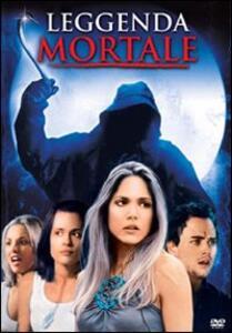 Leggenda mortale di Sylvain White - DVD