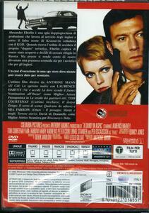 Sull'orlo della paura di Anthony Mann - DVD - 2
