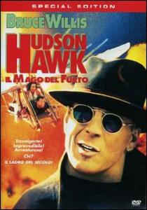 Hudson Hawk. Il mago del furto<span>.</span> Special Edition di Michael Lehmann - DVD