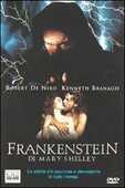 Film Frankenstein di Mary Shelley Kenneth Branagh