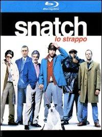 Cover Dvd Snatch. Lo strappo
