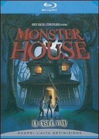 Cover Dvd Monster House (Blu-ray)