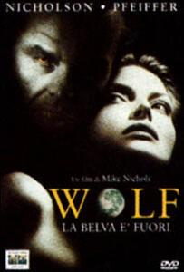 Wolf. La belva è fuori di Mike Nichols - DVD