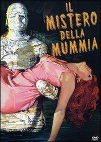 Locandina Il mistero della mummia