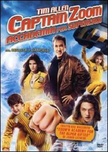 Captain Zoom. Accademia dei supereroi di Peter Hewitt - DVD