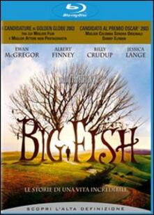 Big Fish. Le storie di una vita incredibile di Tim Burton - Blu-ray