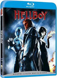 Hellboy di Guillermo Del Toro - Blu-ray